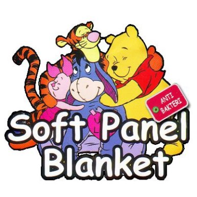 selimut soft panel blanket