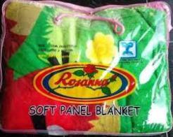 selimut soft panel murah